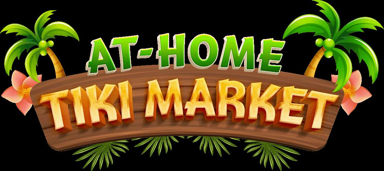 At-Home Tiki Market & Art Fair